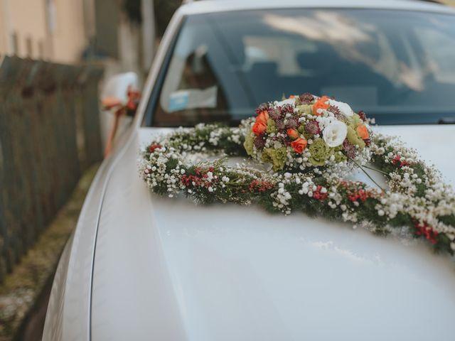 Il matrimonio di Giuseppe e Alessia a Oliena, Nuoro 2