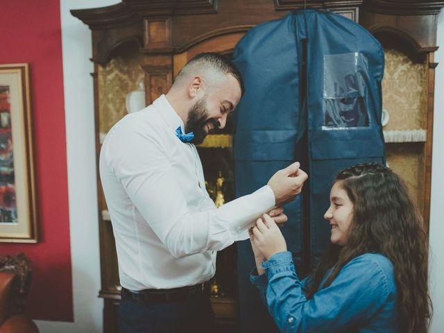 Il matrimonio di Giuseppe e Alessia a Oliena, Nuoro 3