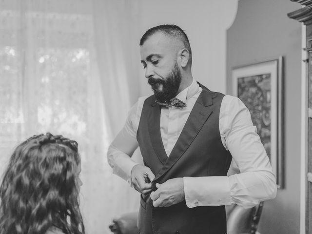 Il matrimonio di Giuseppe e Alessia a Oliena, Nuoro 5