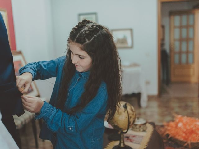 Il matrimonio di Giuseppe e Alessia a Oliena, Nuoro 6