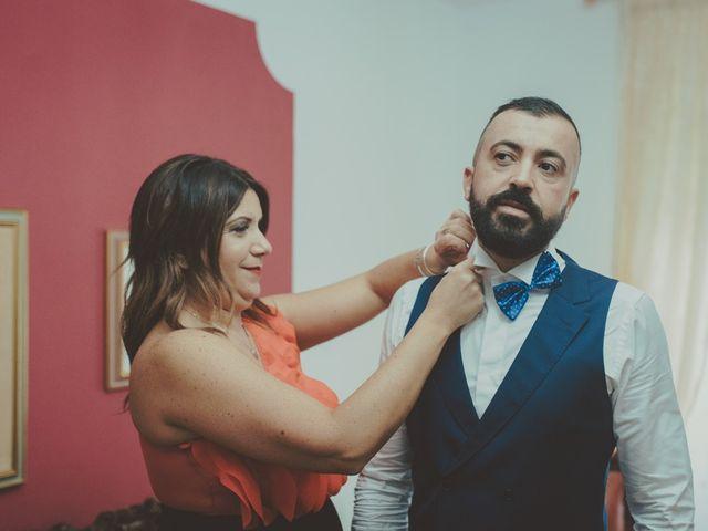 Il matrimonio di Giuseppe e Alessia a Oliena, Nuoro 19