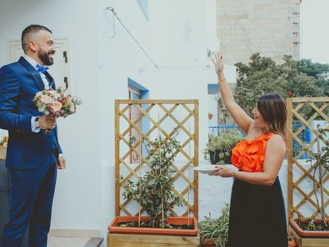 Il matrimonio di Giuseppe e Alessia a Oliena, Nuoro 22
