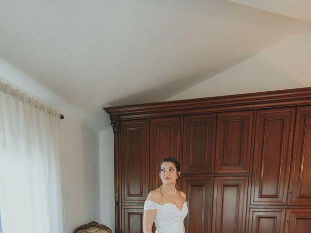 Il matrimonio di Giuseppe e Alessia a Oliena, Nuoro 54