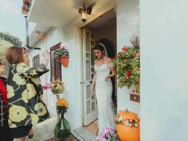 Il matrimonio di Giuseppe e Alessia a Oliena, Nuoro 58