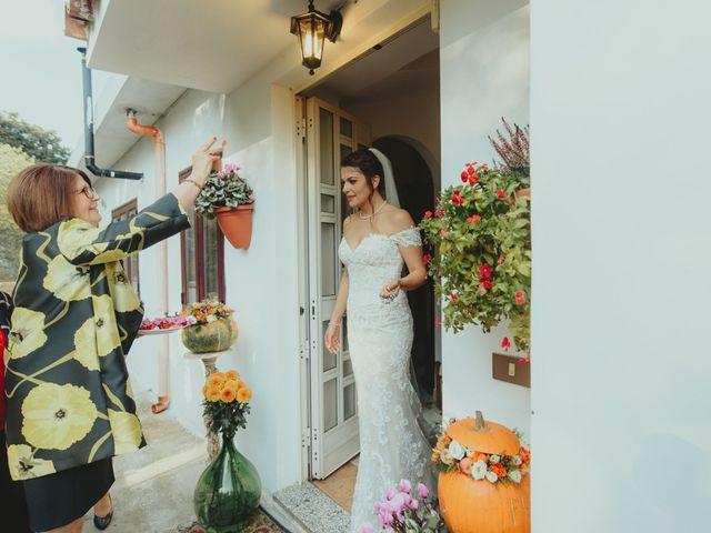 Il matrimonio di Giuseppe e Alessia a Oliena, Nuoro 59