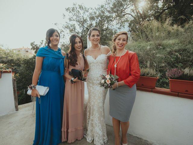Il matrimonio di Giuseppe e Alessia a Oliena, Nuoro 60