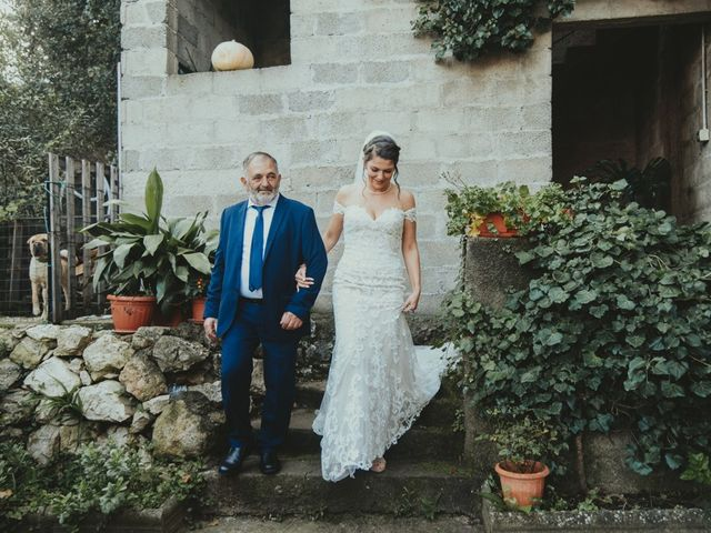 Il matrimonio di Giuseppe e Alessia a Oliena, Nuoro 61