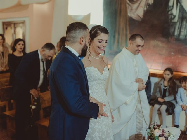 Il matrimonio di Giuseppe e Alessia a Oliena, Nuoro 73