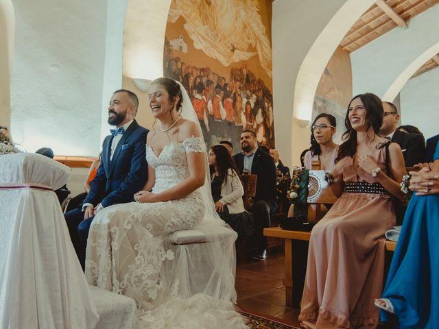 Il matrimonio di Giuseppe e Alessia a Oliena, Nuoro 74