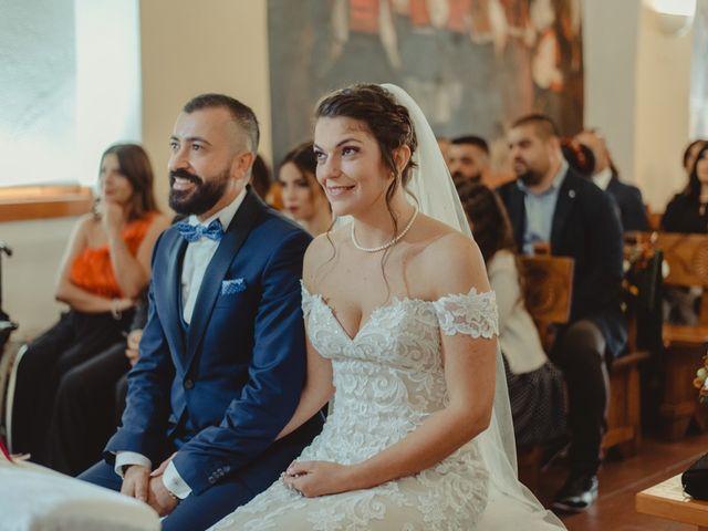 Il matrimonio di Giuseppe e Alessia a Oliena, Nuoro 75