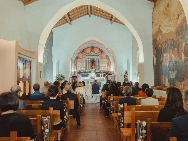 Il matrimonio di Giuseppe e Alessia a Oliena, Nuoro 76