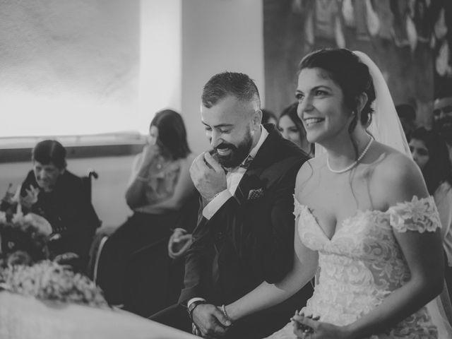 Il matrimonio di Giuseppe e Alessia a Oliena, Nuoro 78