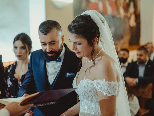 Il matrimonio di Giuseppe e Alessia a Oliena, Nuoro 81
