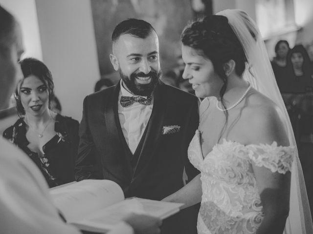 Il matrimonio di Giuseppe e Alessia a Oliena, Nuoro 83