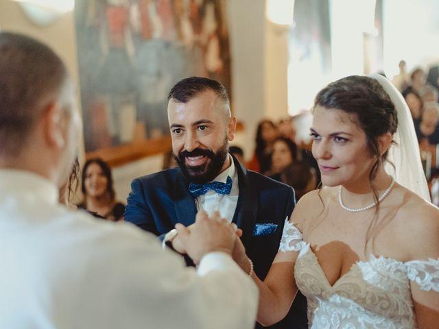 Il matrimonio di Giuseppe e Alessia a Oliena, Nuoro 84