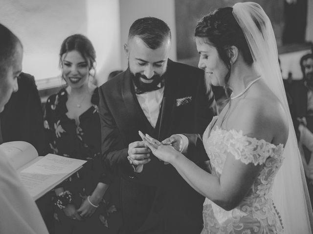 Il matrimonio di Giuseppe e Alessia a Oliena, Nuoro 86