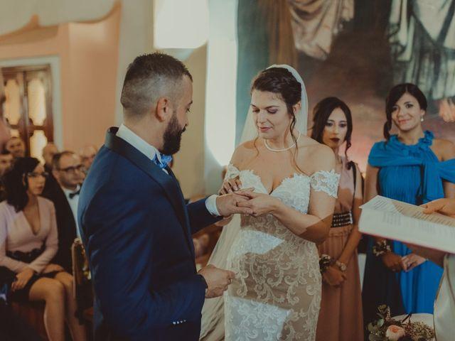 Il matrimonio di Giuseppe e Alessia a Oliena, Nuoro 87