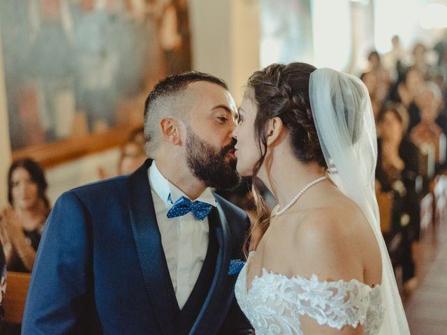 Il matrimonio di Giuseppe e Alessia a Oliena, Nuoro 88