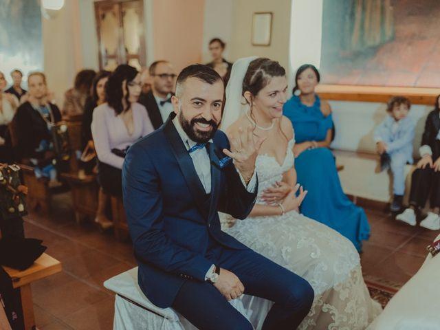 Il matrimonio di Giuseppe e Alessia a Oliena, Nuoro 91