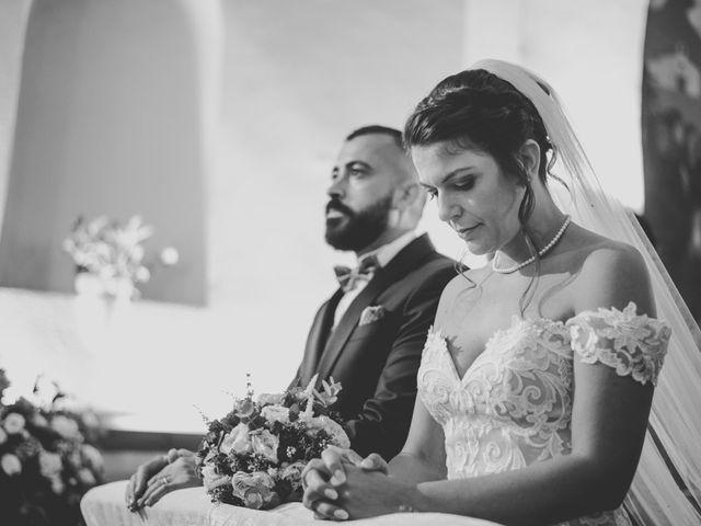 Il matrimonio di Giuseppe e Alessia a Oliena, Nuoro 92