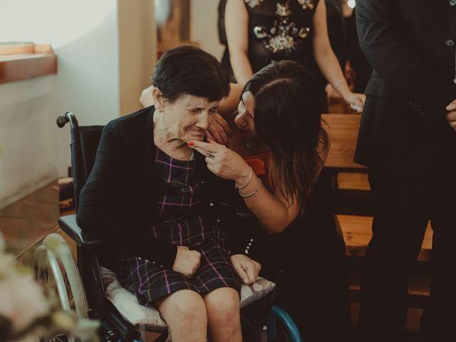 Il matrimonio di Giuseppe e Alessia a Oliena, Nuoro 93