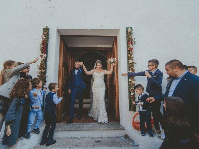 Il matrimonio di Giuseppe e Alessia a Oliena, Nuoro 96