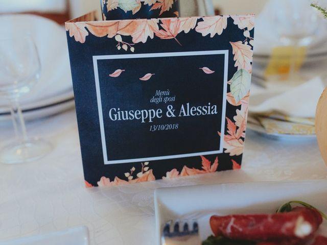 Il matrimonio di Giuseppe e Alessia a Oliena, Nuoro 102