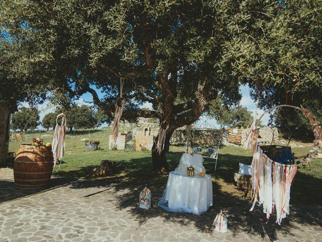 Il matrimonio di Giuseppe e Alessia a Oliena, Nuoro 106