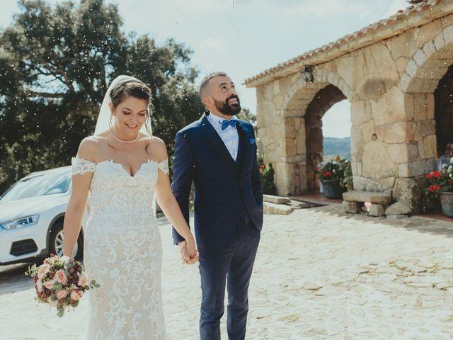 Il matrimonio di Giuseppe e Alessia a Oliena, Nuoro 107