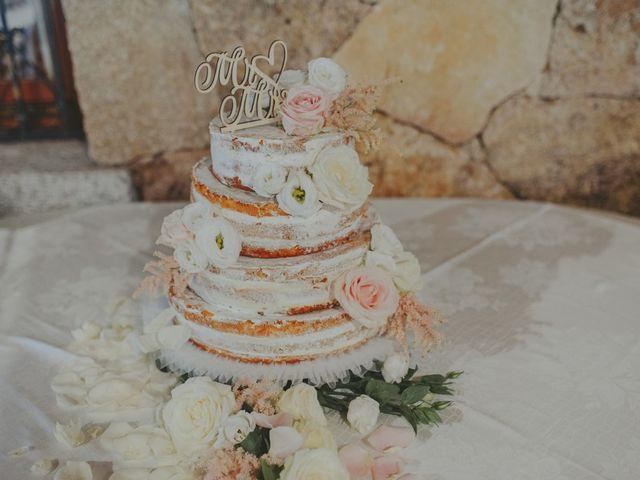 Il matrimonio di Giuseppe e Alessia a Oliena, Nuoro 110