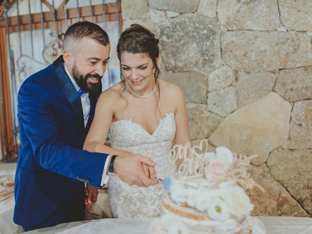 Il matrimonio di Giuseppe e Alessia a Oliena, Nuoro 112