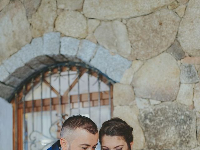 Il matrimonio di Giuseppe e Alessia a Oliena, Nuoro 113