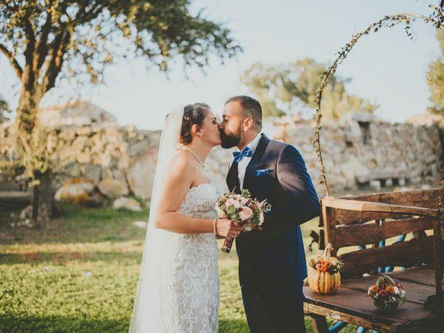 Il matrimonio di Giuseppe e Alessia a Oliena, Nuoro 115