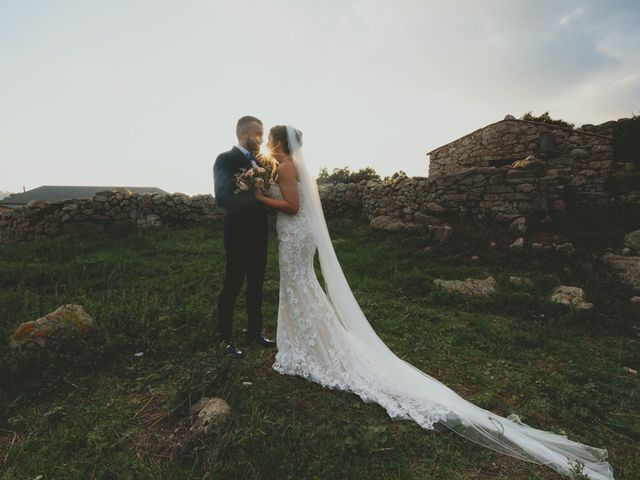 Il matrimonio di Giuseppe e Alessia a Oliena, Nuoro 118
