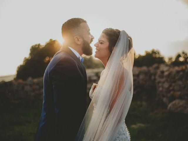 Il matrimonio di Giuseppe e Alessia a Oliena, Nuoro 123