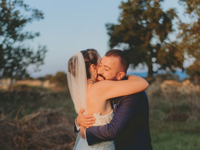 Il matrimonio di Giuseppe e Alessia a Oliena, Nuoro 132