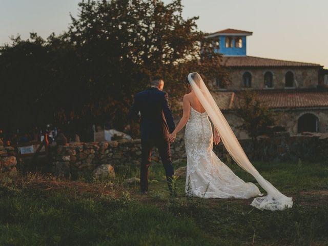 Il matrimonio di Giuseppe e Alessia a Oliena, Nuoro 133