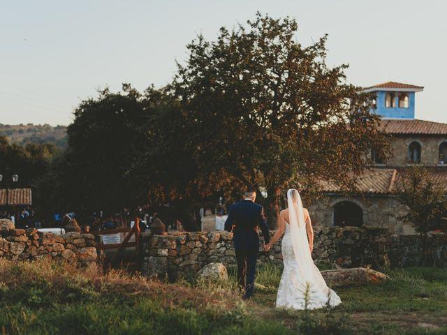 Il matrimonio di Giuseppe e Alessia a Oliena, Nuoro 134