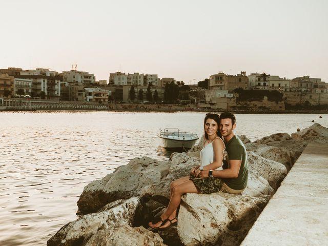 Il matrimonio di Sandro e Veronika a Mesagne, Brindisi 1