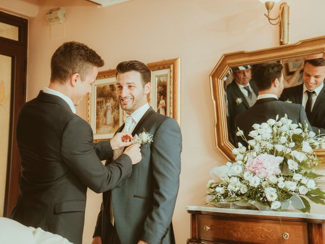 Il matrimonio di Sandro e Veronika a Mesagne, Brindisi 5