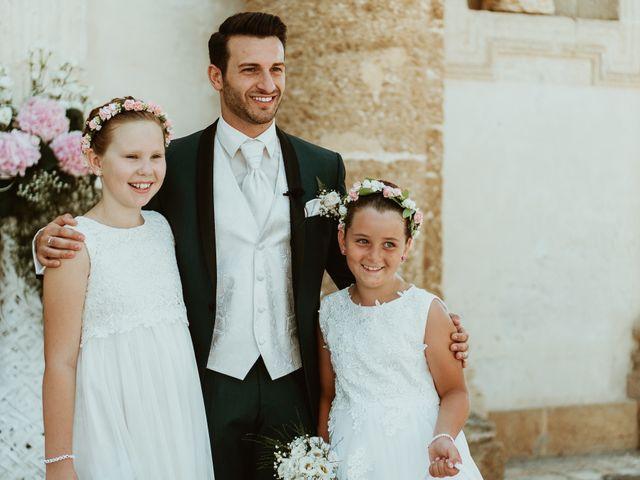 Il matrimonio di Sandro e Veronika a Mesagne, Brindisi 7