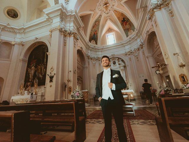 Il matrimonio di Sandro e Veronika a Mesagne, Brindisi 8