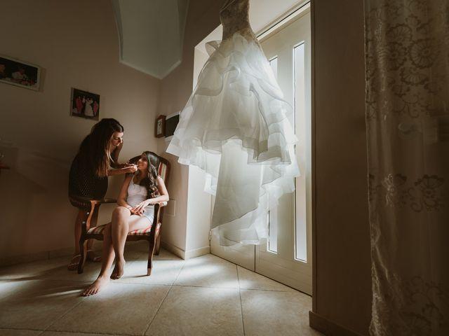 Il matrimonio di Sandro e Veronika a Mesagne, Brindisi 9