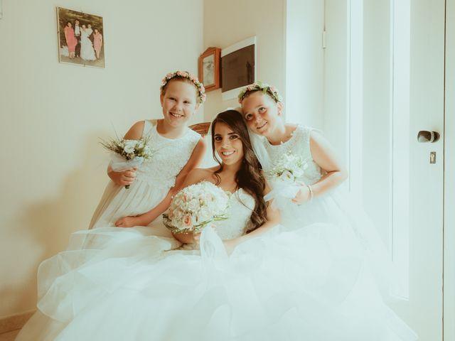 Il matrimonio di Sandro e Veronika a Mesagne, Brindisi 14