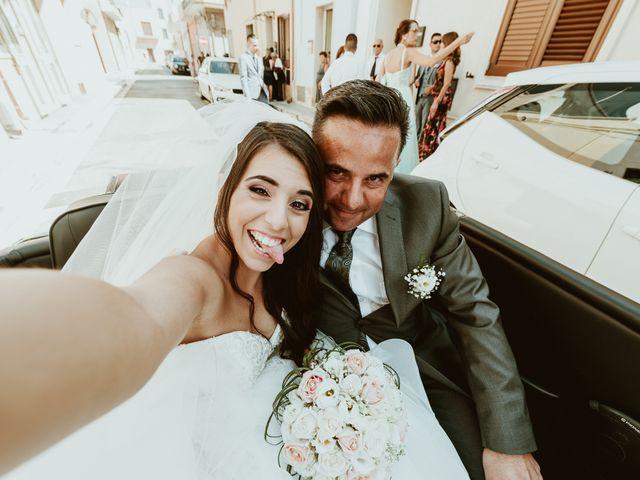 Il matrimonio di Sandro e Veronika a Mesagne, Brindisi 15