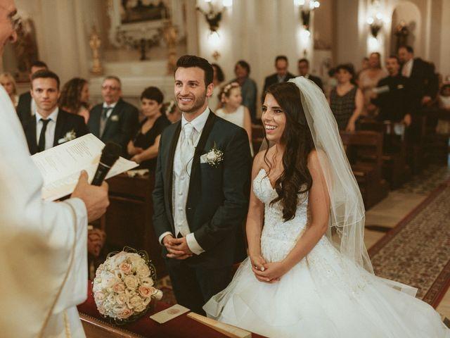 Il matrimonio di Sandro e Veronika a Mesagne, Brindisi 16