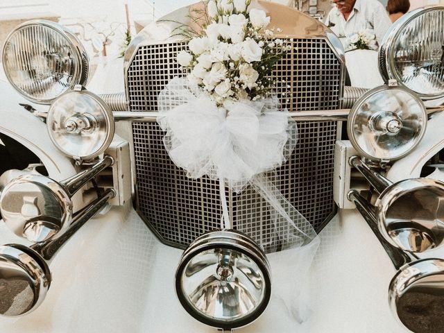 Il matrimonio di Sandro e Veronika a Mesagne, Brindisi 18