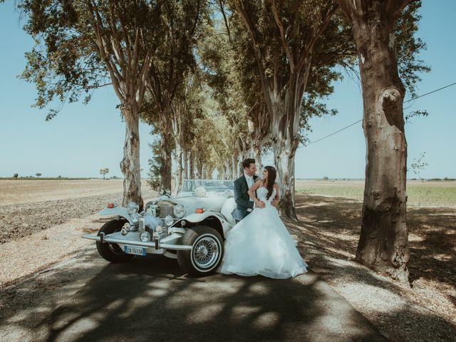 Il matrimonio di Sandro e Veronika a Mesagne, Brindisi 29