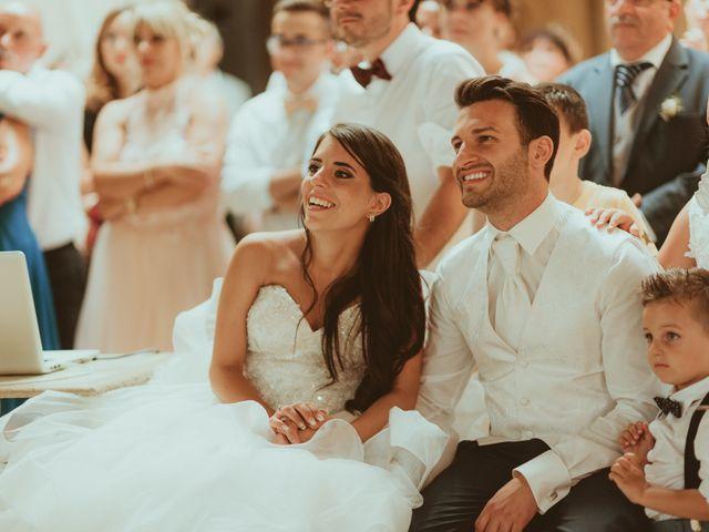 Il matrimonio di Sandro e Veronika a Mesagne, Brindisi 30