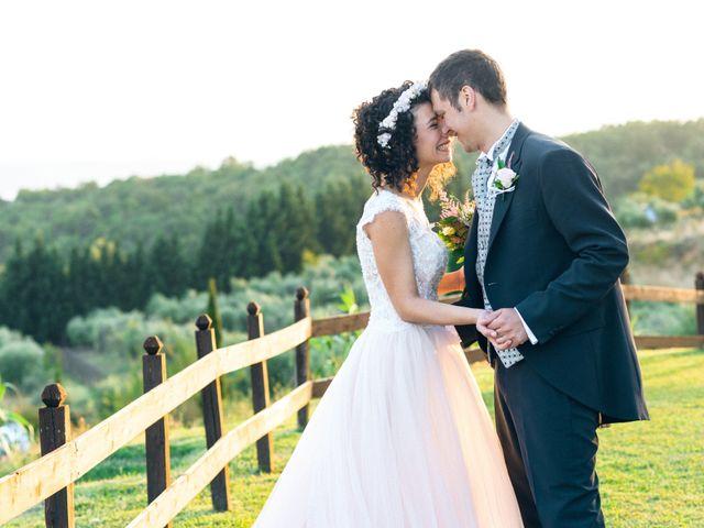 Le nozze di Donatella e Lorenzo
